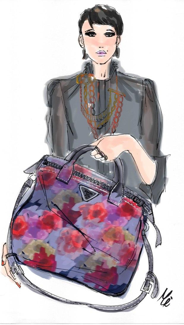 martinasketch flower bag