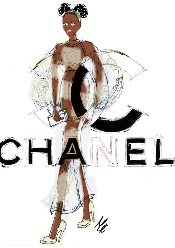 Chanel for Jac ok