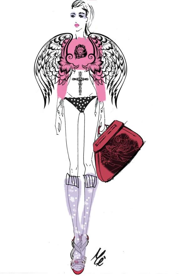 martinasketch angel